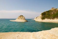 Corfu island, Greece Stock Images