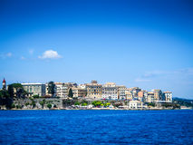 Corfu Island, Greece Stock Photos