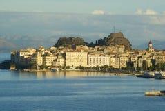 Corfu Island Stock Image