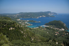 Corfu island Stock Photos