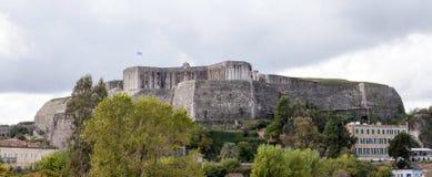 Corfu New Fortress panorama Royalty Free Stock Photo