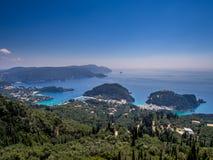 Corfu - Paleokastritsa Royalty Free Stock Photos