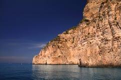 Corfu,Paxos island Royalty Free Stock Photo