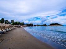 Corfu - Sidari beach Stock Photo