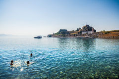 Corfu Royalty Free Stock Photos