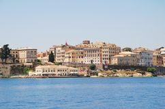 Corfu Town, Greece Stock Photos