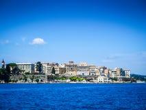 corfu wyspa Greece Zdjęcia Stock