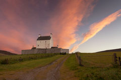 Corgarff Castle Stock Photography