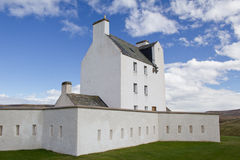 Corgarff Castle Royalty Free Stock Photography