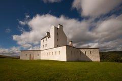 Corgarff slott, Aberdeenshire, Skottland Royaltyfria Bilder