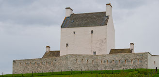 Corgraff Castle Stock Image