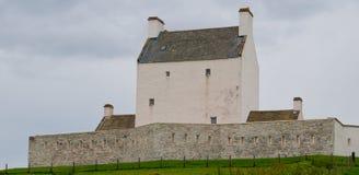 Corgraff Schloss Stockbild