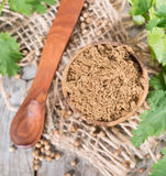 Coriander Powder Stock Images