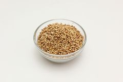 Coriander seed Stock Photos