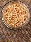 Coriander Seed I Stock Images