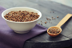 Coriander seeds Royalty Free Stock Photography