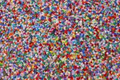 Coriandoli Colourful Fotografia Stock Libera da Diritti