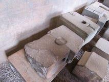 Coricancha, temple du Sun Images libres de droits