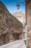 Corinaldo Marche Italie Images libres de droits