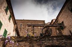 Corinaldo Marche Italy Royalty Free Stock Images