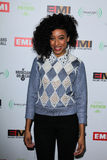 Corinne Bailey Rae. At the EMI Music 2012 Grammy Awards Party, Capital Records, Hollywood, CA 02-12-12 Royalty Free Stock Photography