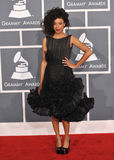 Corinne Bailey Rae. At the 54th Annual Grammy Awards at the Staples Centre, Los Angeles. February 12, 2012  Los Angeles, CA Picture: Paul Smith / Featureflash Royalty Free Stock Images