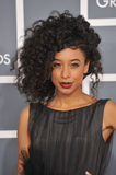 Corinne Bailey Rae. At the 54th Annual Grammy Awards at the Staples Centre, Los Angeles. February 12, 2012  Los Angeles, CA Picture: Paul Smith / Featureflash Stock Photo