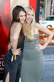 Corinne Olympios and Taylor Olympios Stock Image