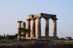 Corinth antigo Fotos de Stock