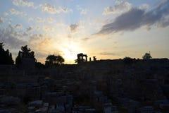 Corinth antigo Imagem de Stock Royalty Free