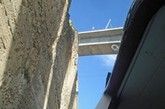Corinth Canal Stock Photos