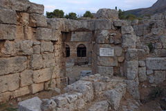Corinth, Greece Stock Images
