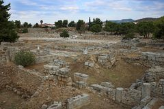 Corinth, Greece Royalty Free Stock Image