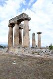Corinthe - la Grèce photographie stock