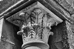 Corinthian Capital Stock Images