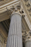 Corinthian Column Royalty Free Stock Photos