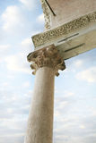Corinthian column stock photos