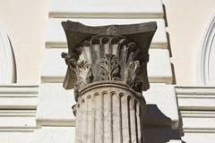 Corinthian column Stock Photos