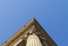Corinthian Column Stock Images