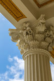 Corinthian Column Stock Photo