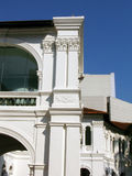 Corinthian columns Royalty Free Stock Photos