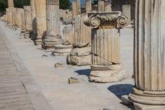Corinthian columns Royalty Free Stock Photography