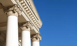 Corinthian Columns Stock Images