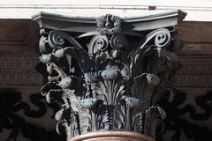 Corinthian order Stock Photo