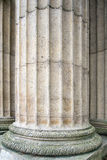 Corinthian Style Column Closeup Stock Photos
