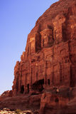Corinthian Tomb at Petra Royalty Free Stock Images