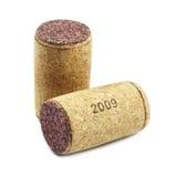 cork вино Стоковые Изображения RF