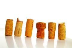 cork линия Стоковая Фотография RF