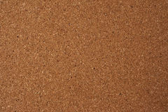 Cork. Surface of the board office for notes from cork royalty free stock image