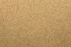 Cork. Board suitable as background image Royalty Free Stock Image